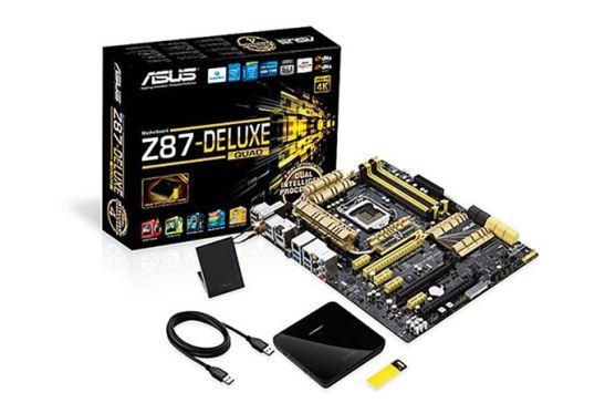 ASUS Z87 Deluxe Quad_678x452