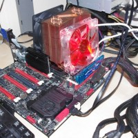 Overclocking the 4960X: Power Consumption